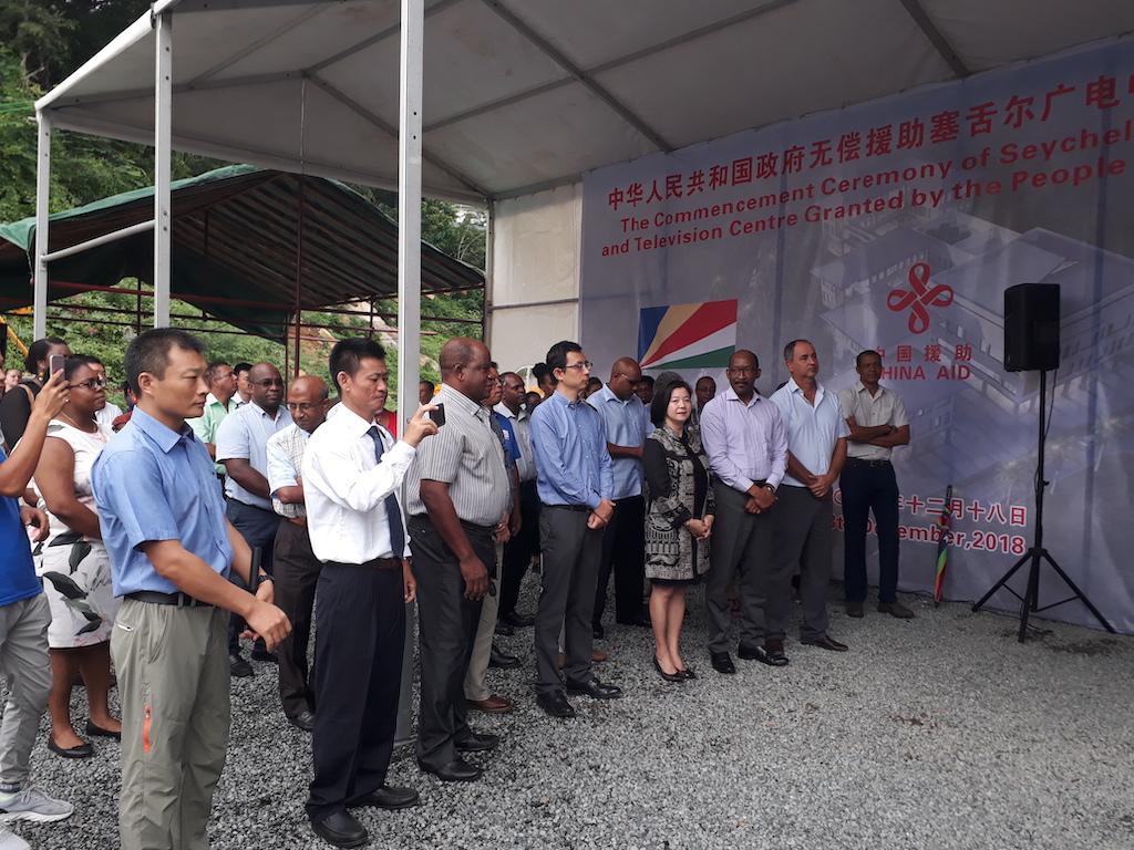 SBC House Groundbreaking Ceremony 18 December 2018